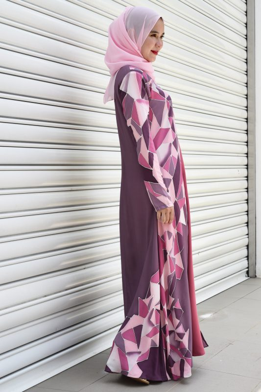 LUBNA JUBAH DRESS