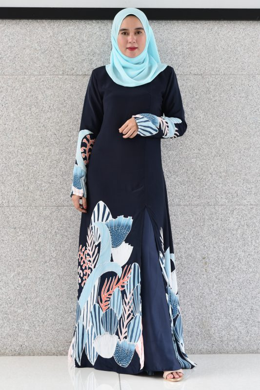 AMEENA JUBAH DRESS
